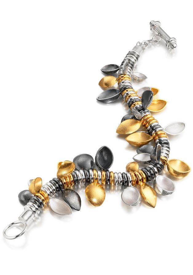 Multi Link Oyster Bracelet B03