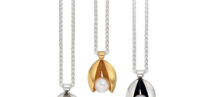 Clam Pearl Pendants P07 P08 P09