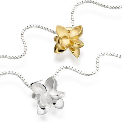 Star Leaf Pendants