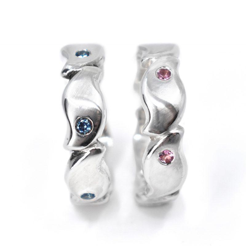 Pebble rings